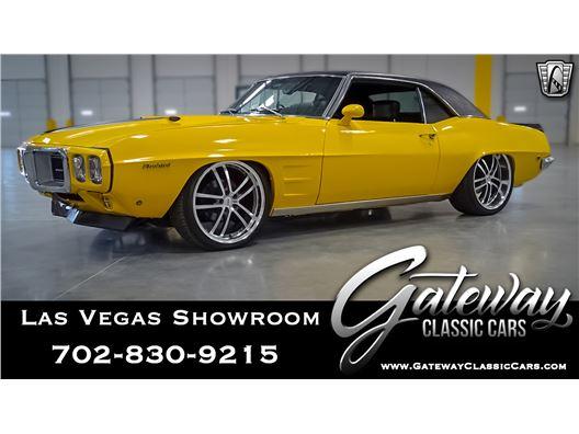 1969 Pontiac Firebird for sale in Las Vegas, Nevada 89118