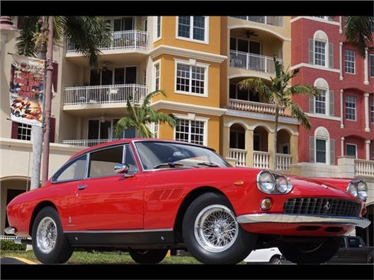 1966 Ferrari 330 GT 2+2 for sale in Naples, Florida 34104