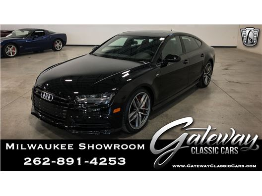 2017 Audi S7 for sale in Kenosha, Wisconsin 53144