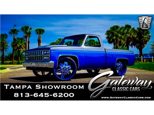1984 Chevrolet C10 for sale in Ruskin, Florida 33570