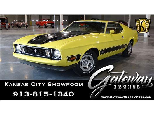 1973 Ford Mustang for sale in Olathe, Kansas 66061