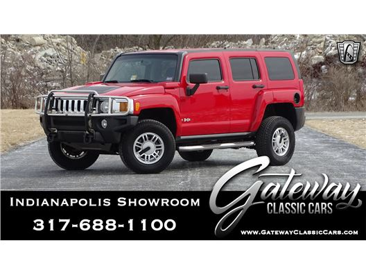 2006 Hummer H3 for sale in Indianapolis, Indiana 46268