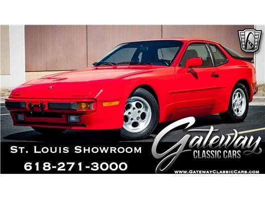 1985 Porsche 944 for sale in OFallon, Illinois 62269