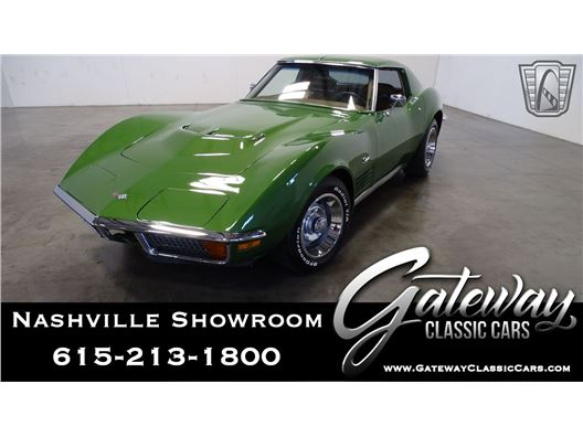 1972 Chevrolet Corvette for sale in La Vergne
