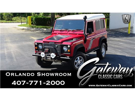 1990 Land Rover Defender for sale in Lake Mary, Florida 32746