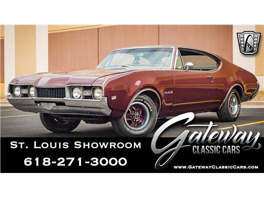 1968 Oldsmobile 442 for sale in OFallon, Illinois 62269