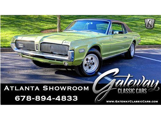 1968 Mercury Cougar for sale in Alpharetta, Georgia 30005