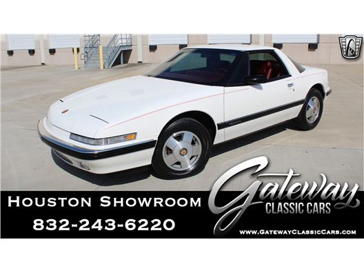 1989 Buick Reatta for sale in Houston, Texas 77090