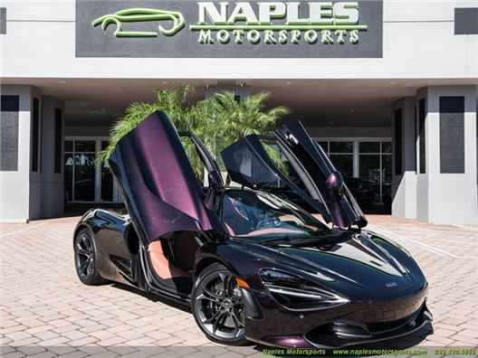 2018 McLaren 720S for sale in Naples, Florida 34104