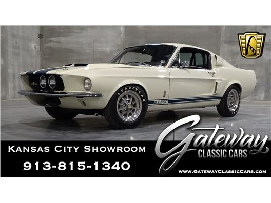 1967 Shelby GT 500 for sale in Olathe, Kansas 66061