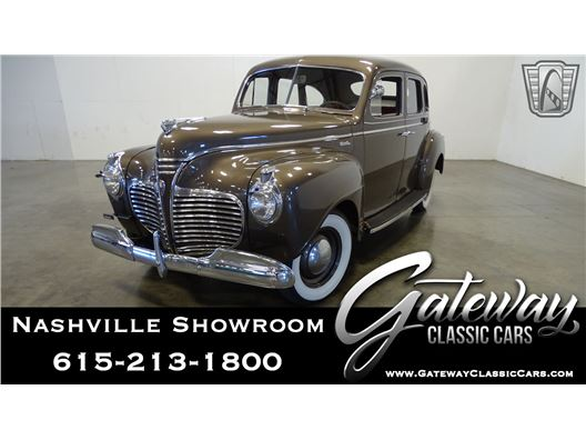 1941 Plymouth Special Deluxe for sale in La Vergne
