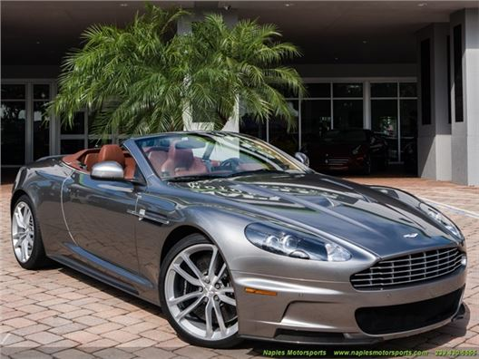 2010 Aston Martin DBS Volante for sale in Naples, Florida 34104