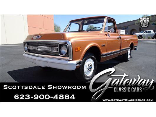 1970 Chevrolet C10 for sale in Deer Valley, Arizona 85027