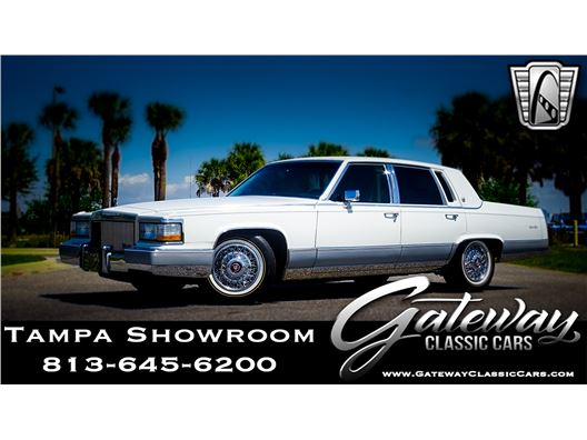 1991 Cadillac Brougham for sale in Ruskin, Florida 33570