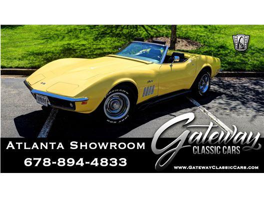1969 Chevrolet Corvette for sale in Alpharetta, Georgia 30005