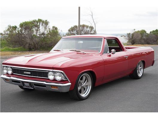 1966 Chevrolet El Camino for sale in Benicia, California 94510
