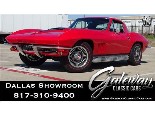 1967 Chevrolet Corvette for sale in DFW Airport, Texas 76051