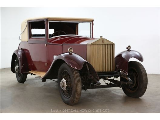 1929 Rolls-Royce Doctors for sale in Los Angeles, California 90063