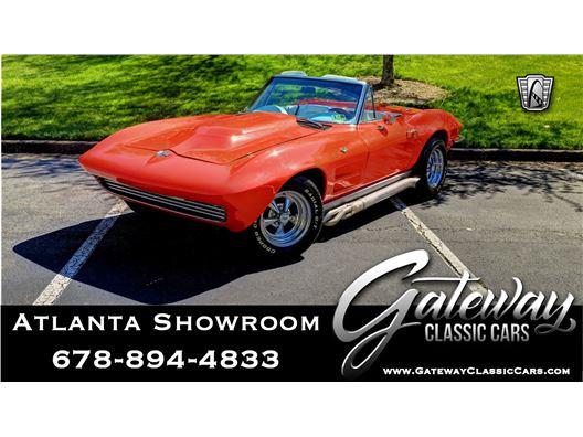 1963 Chevrolet Corvette for sale in Alpharetta, Georgia 30005
