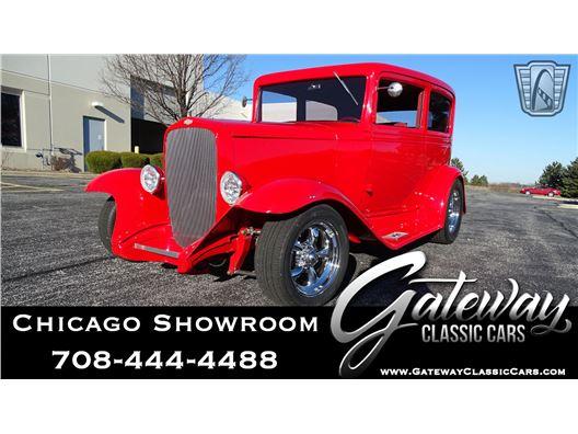 1932 Chevrolet Sedan for sale in Crete, Illinois 60417