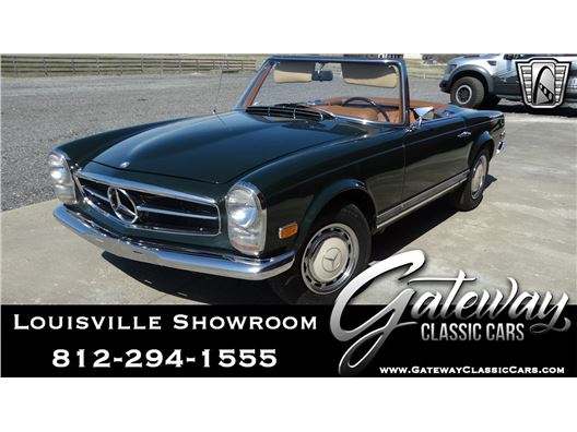 1969 Mercedes-Benz 280SL for sale in Memphis, Indiana 47143