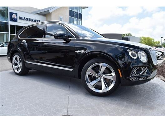 2018 Bentley Bentayga for sale in Naples, Florida 34102