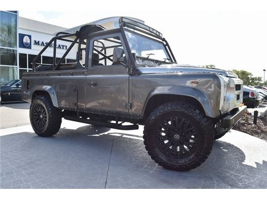 1987 Land Rover Defender 110 for sale in Naples, Florida 34102