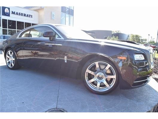 2015 Rolls-Royce Wraith for sale in Naples, Florida 34102