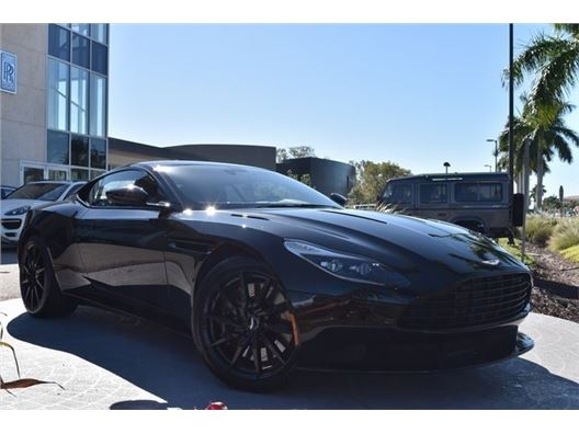 2018 Aston Martin DB11 for sale in Naples, Florida 34102