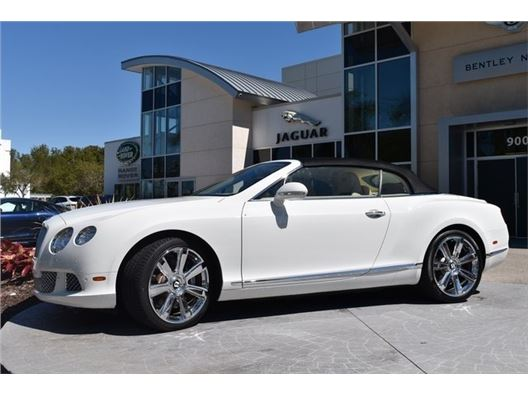 2012 Bentley Continental GTC for sale in Naples, Florida 34102