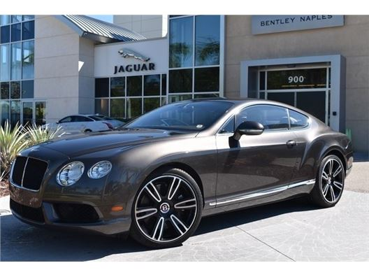 2015 Bentley Continental GT for sale in Naples, Florida 34102