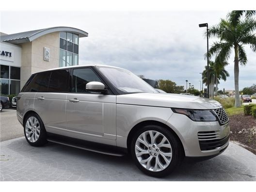 2018 Land Rover Range Rover for sale in Naples, Florida 34102