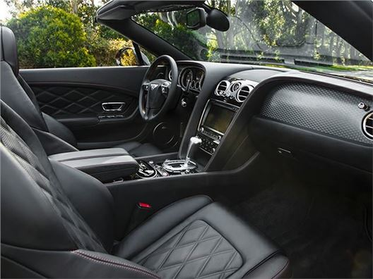 2014 Bentley Continental GTC for sale in Naples, Florida 34102