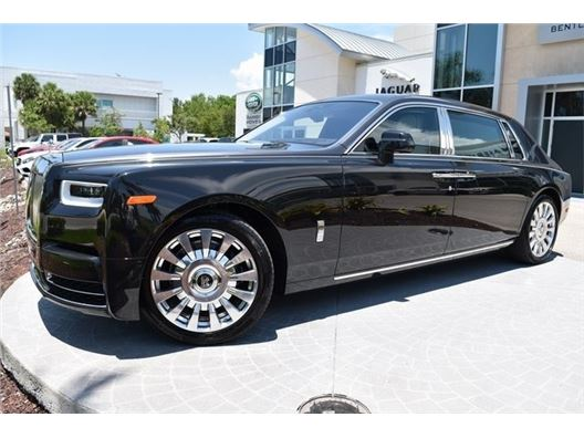 2018 Rolls-Royce Phantom for sale in Naples, Florida 34102