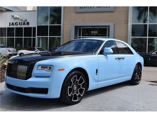 2018 Rolls-Royce Ghost for sale in Naples, Florida 34102