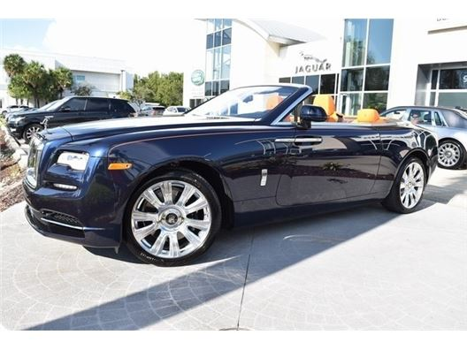 2019 Rolls-Royce Dawn for sale in Naples, Florida 34102