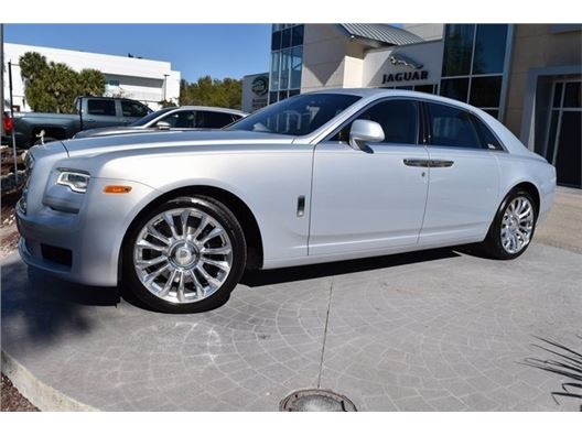 2019 Rolls-Royce Ghost for sale in Naples, Florida 34102
