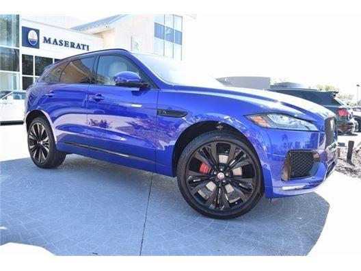 2019 Jaguar F-PACE for sale in Naples, Florida 34102