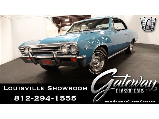 1967 Chevrolet Malibu for sale in Memphis, Indiana 47143