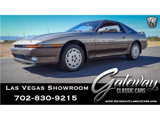 1987 Toyota Supra for sale in Las Vegas, Nevada 89118