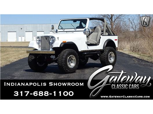 1980 AMC CJ7 for sale in Indianapolis, Indiana 46268
