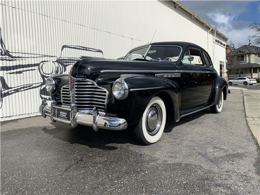 1941 Buick 56S for sale in Pleasanton, California 94566
