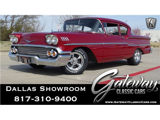 1958 Chevrolet Delray for sale in DFW Airport, Texas 76051