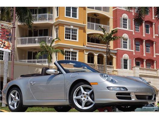 2006 Porsche 911 Carrera for sale in Naples, Florida 34104