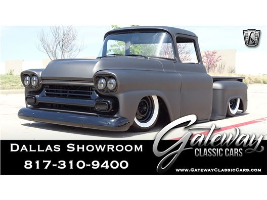 1958 Chevrolet Apache for sale in DFW Airport, Texas 76051