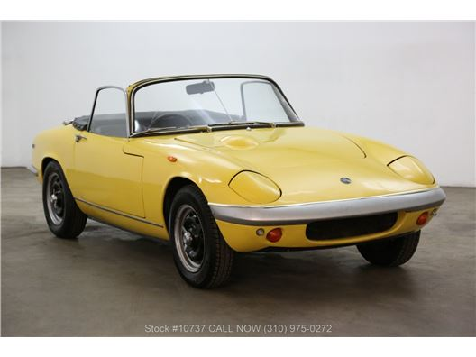 1967 Lotus Elan  S3 for sale in Los Angeles, California 90063