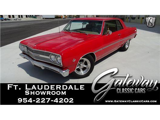 1965 Chevrolet Malibu for sale in Coral Springs, Florida 33065