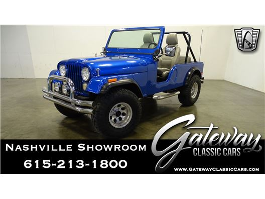 1974 AMC CJ7 for sale in La Vergne
