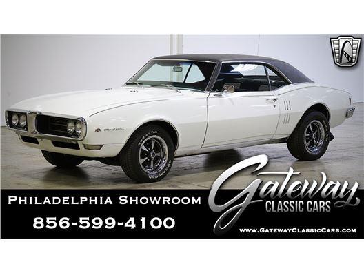 1968 Pontiac Firebird for sale in West Deptford, New Jersey 8066