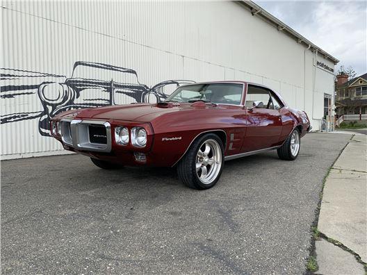 1969 Pontiac Firebird for sale in Pleasanton, California 94566